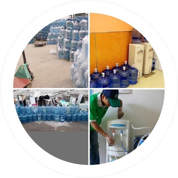 当前企业饮水模式存在种种难题