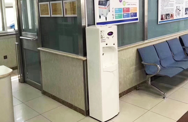 医院直饮机应用场景