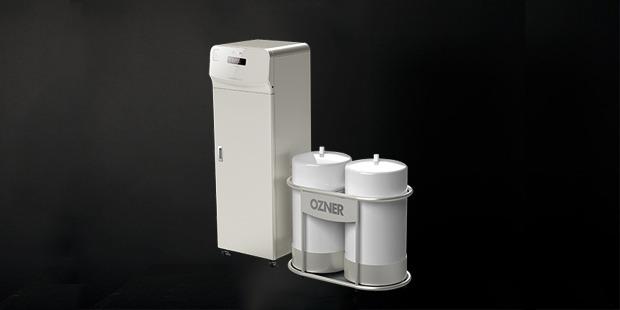 商用饮水机由哪些部件构成?