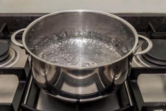自来水烧开,就安全问题