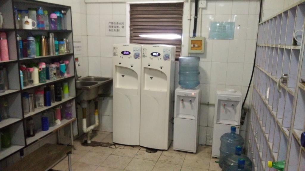 苏州浩泽工厂商用净水器安装